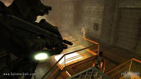 Ubisoft desvela las primeras imágenes oficiales para Tom Clancy?s Splinter Cell Essentials