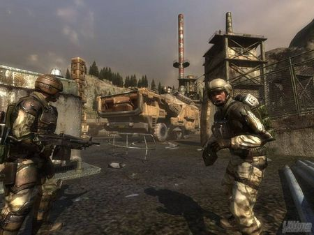 La demo para PC de Enemy Territory Quake Wars ya disponible
