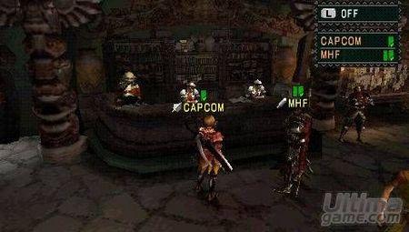 La versión portátil de Monster Hunter será renombrada en USA y Europa