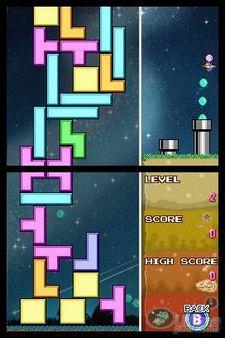 Nintendo nos muestra algunos de los juegos clásicos que veremos en Tetris DS