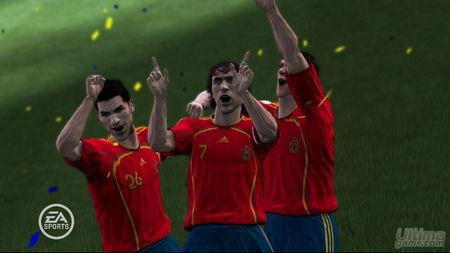 Primeras imágenes para el juego Copa Mundial de la FIFA