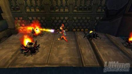 Daxter y Wipeout Pulse saltan de PSP a PS2