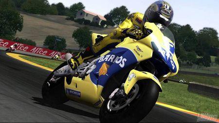 Moto GP 2006 URT para Xbox 360, en Junio en Europa