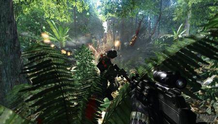 Las especificaciones finales de Crysis para PC, desveladas