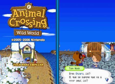 Resultado de imagen para Animal Crossing wild world