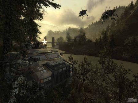 La demo para PC de Enemy Territory Quake Wars ya disponible