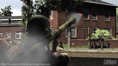 Nuevas imágenes y vídeo de Brothers in Arms: Hell