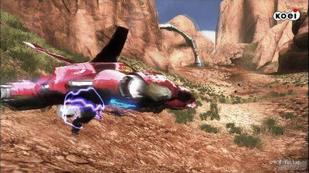 Fatal Intertia EX llega a PS3 con los deberes hechos y deseando enfrentarse a WipeOut