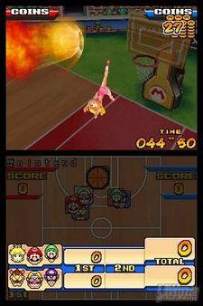 Square Enix desvela sus primeras adicciones al plantel de jugadores de Mario Hoops 3-on-3