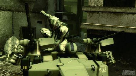 Konami nos desvela cómo será la edición especial de Metal Gear Solid 4 - Guns of the Patriots