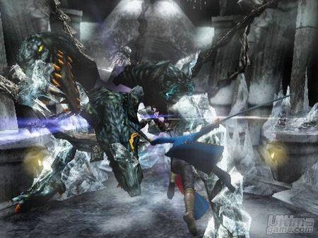 Primeras imágenes de la versión para PC de Devil May Cry 3 Special Edition