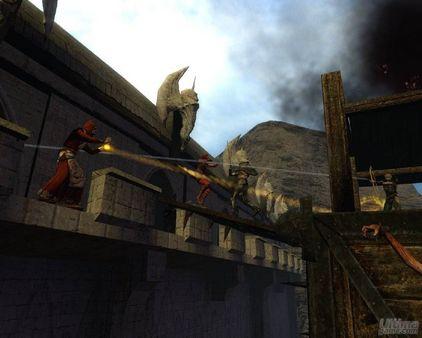 Necromancers, los magos oscuros en Dark Messiah of Might & Magic