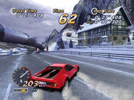 SEGA confirma también el lanzamiento de una versión para Xbox de OutRun 2006 Coast to Coast