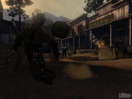 Nuevas imagenes y detalles de la versión Xbox 360 de Call of Juarez