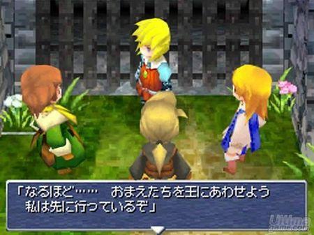 Square Enix nos detalla las mejoras de la versión PSP