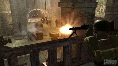 Cómo se juega en Wii a Call of Duty 3
