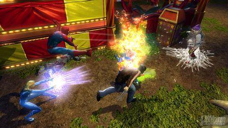 Un espectacular traíler nos enseña a los refuerzos de Marvel Ultimate Alliance