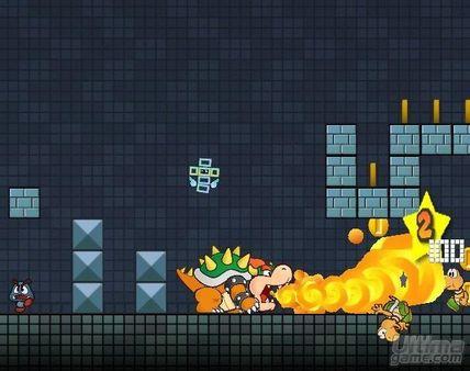 Super Paper Mario al descubierto con nuevas imágenes y detalles