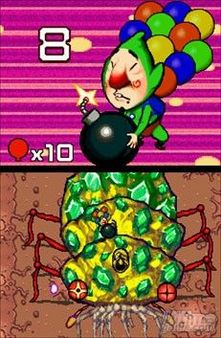 Tingle viene dispuesto a convertirse en el aventurero más popular de DS