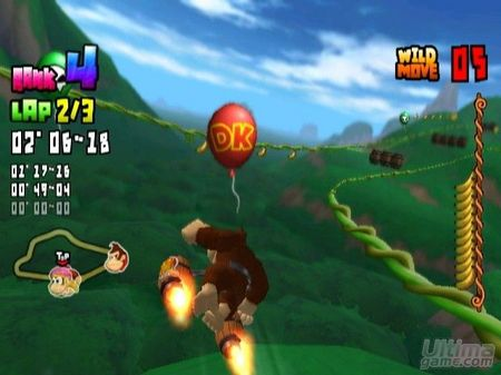 Donkey Kong Jet Race llega el 25 de enero