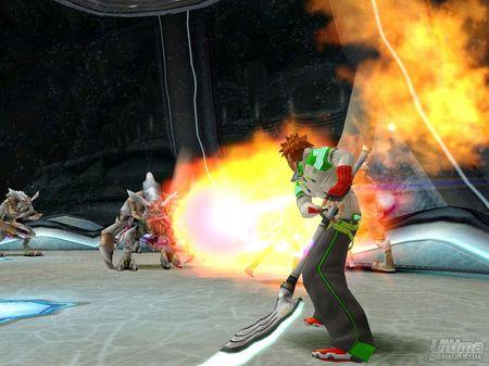 Primeras tres imágenes para la versión Xbox 360 de Phantasy Star Universe