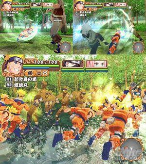 Nuevas imágenes y detalles de Naruto - Uzumaki Chronicles 2