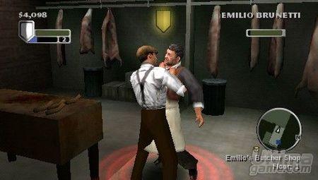 Electronic Arts nos enseña nuevas imágenes de la versión Xbox 360 y PSP de El Padrino
