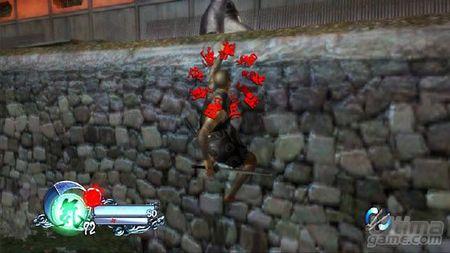 Nuevas imágenes de Tenchu para Xbox 360