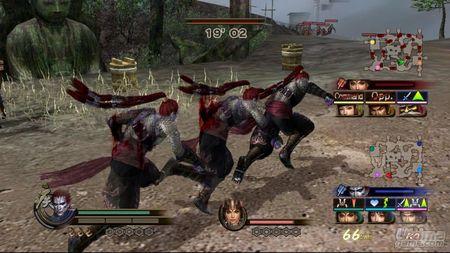Nuevas imágenes para preparar la llegada de Samurai Warriors 2: Extreme Legends