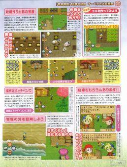 Detalles y nuevas imágenes de Harvest Moon - You and the Island