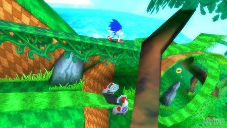 Sonic sale disparado para estrenarse en PSP