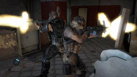 Confirmado: Army of Two retrasa su salida hasta 2008
