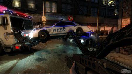 Ya disponible la demo de The Darkness en PS3