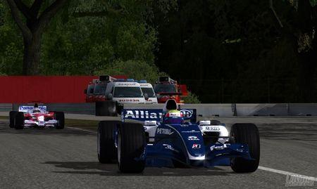 La portada PAL de Formula One Championship Edition para PS3