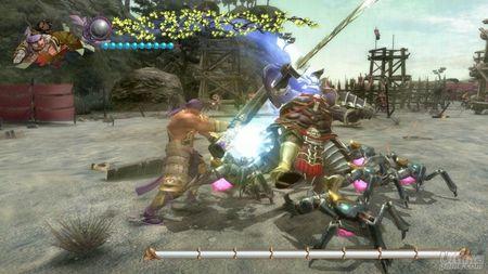 Genji 2 cambia de nombre a Genji - Days of the Blade y sigue mejorando su apartado técnico