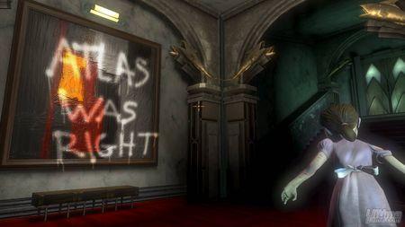 E3 08. Bioshock  llegará a PS3 cargadito de mejoras