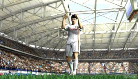 Electronic Arts anuncia una demo de FIFA 07 para Xbox 360