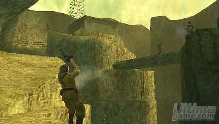 Konami lanza una demo de Metal Gear Solid - Portable Ops
