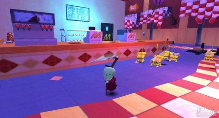 Te desvelamos el modo dos jugadores de Death Jr. 2 en Wii