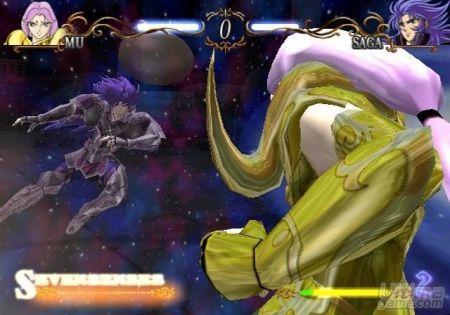 Primeras imágenes de Saint Seiya - Caballeros del Zodiaco 2