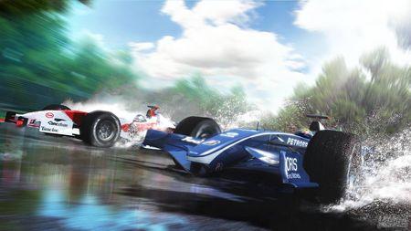 Fernando Alonso se deja seducir por el nuevo Formula One Championship Edition