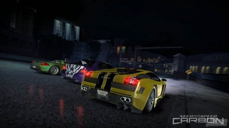 Demo para PC de Need for Speed Carbono ya disponible