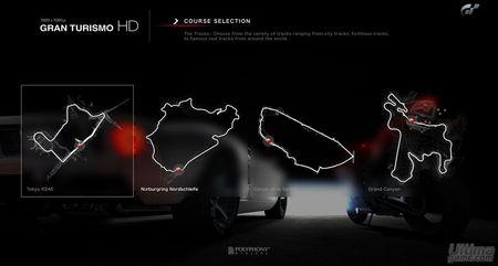 Gran Turismo HD - Los detalles de la demo y nuevo vídeo