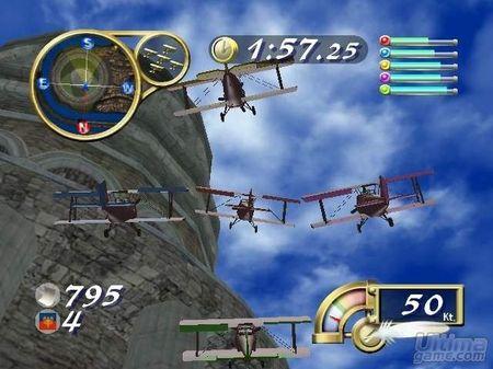 Nintendo se encargará de la distribución de Wing Island. Nuevas imágenes y detalles en el interior.