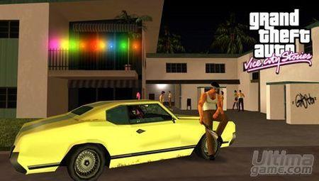 Primeras imágenes de la versión PS2 de Vice City Stories