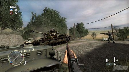 Activision anuncia dos paquetes de mapas nuevos para Call of Duty 3