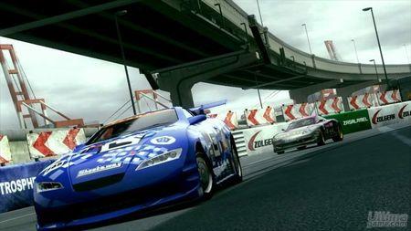 El Angelus y el Crinale, mucho más detallados en Ridge Racer 7