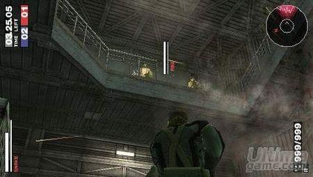 Un nuevo vídeo nos muestra más detalles de Metal Gear Solid - Portable Ops