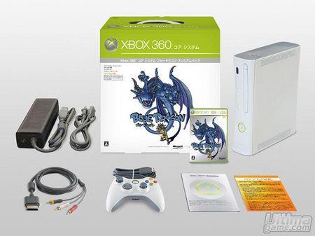 Casi la mitad de los usuarios de Xbox360 en Japón han comprado Blue Dragon