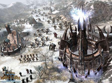 Anunciada la fecha de salida de El Señor de los Anillos Batalla por la Tierra Media 2 El Resurgir del Rey Brujo